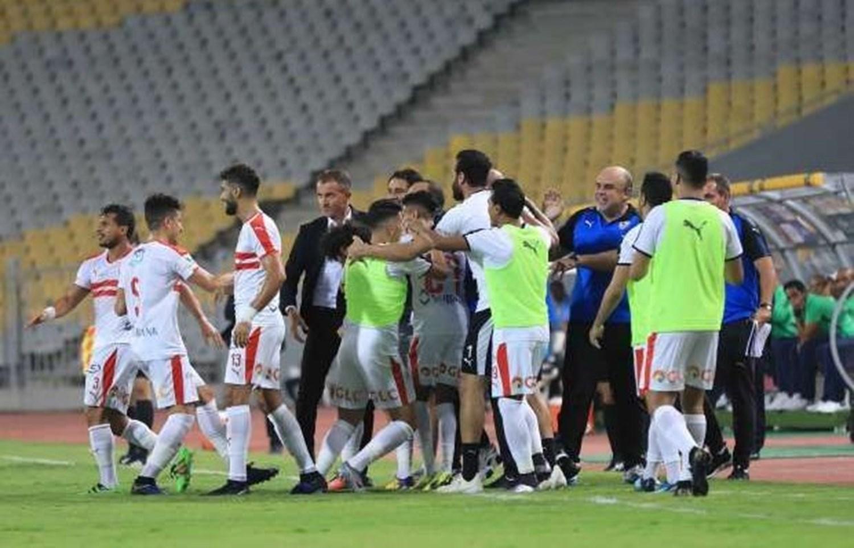 الزمالك بطل كأس مصر بثلاثية فيديو رياضة عربية الملاعب الرياضي